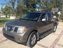automatic2005 Truck Nissan Frontier Le Crew Cab in Orland Park, Illinois