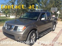 For sale 05 Nissan Frontier 4x4 LE Crew CAB-Air Conditioning in Orland Park, Illinois