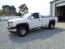 2006 Chevy Silverado 2500 3/4 ton regular cab work truck in Goldsboro, North Carolina