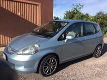 2007 Honda Fit in Aviano, IT