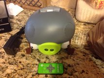 Angry Birds iPod docking station in Perry, Georgia