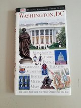 Dorling Kindersley travel guides Washington DC in Chicago, Illinois