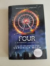 Veronica Roth Four a Divergent collection hardcover in Chicago, Illinois
