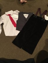 Boys dress outfit tags on 3T & extras in Schaumburg, Illinois
