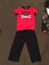 Boys under armor & carters sport outfits 24m in Schaumburg, Illinois