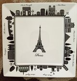 Paris Themed Art 3 Pieces in Clarksville, Tennessee