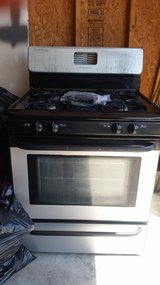 Used Frigidaire gas range stove in Lockport, Illinois