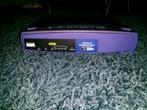 Linksys Wireless-G 2.4GHz Broadband router in Travis AFB, California