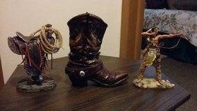 saddle, cowboy boot, indian in Brookfield, Wisconsin