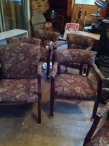 Set of 6 Upholstered Chairs in Macon, Georgia