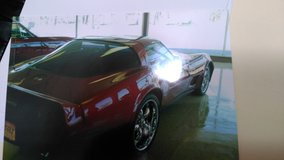 1982 Corvette in Fort Bliss, Texas