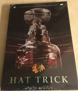 CHICAGO BLACKHAWKS Hat Trick DVD Brand New Sealed STANLEY CUP SEASON in Lockport, Illinois