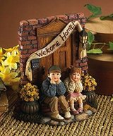 "Boyds Dollstone ""Kyle & Meghan..Welcome Home"" #35015- NIB-RETORED in Dover AFB, Delaware"