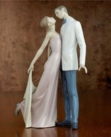 Lladro Figurine Happy Anniversary Spain Retired 06475 in Oswego, Illinois