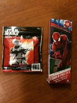 NIB Star Wars Puzzle and Spiderman 2 Tower Puzzle in Clarksville, Tennessee