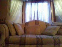 sofa and love seat in Camp Lejeune, North Carolina