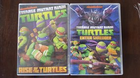 Teenage Mutant Ninja Turtles TV Series DVD in Batavia, Illinois