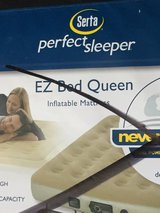 SERTA PORTABLE PERFECT SLEEPER QUEEN AIR in Naperville, Illinois