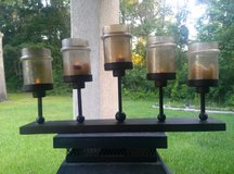 large heavy candle holder in Cleveland, Texas