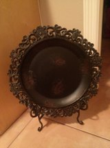 large Resin plate decor in Spring, Texas