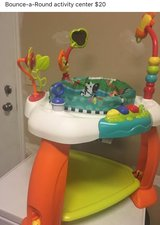 Bounce a round activity center in Fort Drum, New York