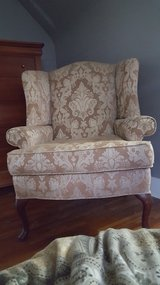 LIKE NEW Wing Back Chair in Ottawa, Illinois