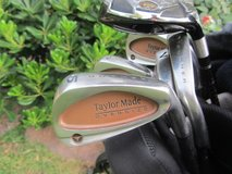 Men's right handed Taylormade Burner oversize Bubble shaft  golf set in Fort Bliss, Texas