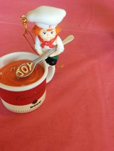 Campbell Soup Ornament in Lockport, Illinois