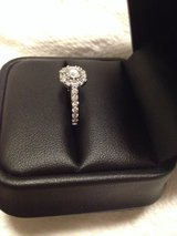 DIAMOND ENGAGEMENT RING!!! NEVER WORN in Ramstein, Germany
