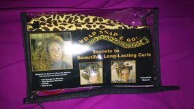Wrap, Snap, & Go Hair Curlers in Fort Bliss, Texas