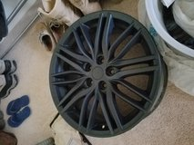 18 inch rims off a lancer in Fort Drum, New York
