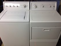 Washer and dryer sets in Houston, Texas