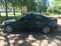 1998 Honda Civic EX coupe 2 doors 4-Cyl, 1.6 liter in Fort Campbell, Kentucky