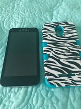 Unlock Alcatel One Touch Phone with case in Warner Robins, Georgia