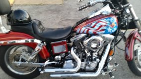 96 wideglide with too many extras to list in Fort Campbell, Kentucky