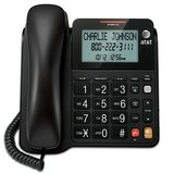AT&T CL2940 Corded Phone with Speakerphone, Extra-Large Tilt Display/Buttons, Caller ID/Call Wai... in Glendale Heights, Illinois