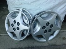 Chevy 14 inch hubcaps in Lockport, Illinois