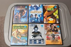 DVDs $2 each  several pics to look at in Naperville, Illinois