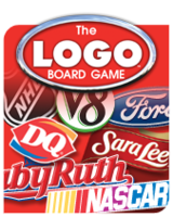Logo Board Game (Like New!) in Joliet, Illinois