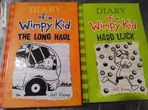 Diary of a Wimpy Kid - 2 children's books in Baytown, Texas