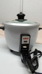 SALTON RICE COOKER in Oswego, Illinois
