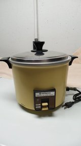 HITACHI AUTOMATIC RICE COOKER/STEAMER in Naperville, Illinois