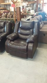 DARK BROWN RECLINER in Hopkinsville, Kentucky