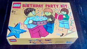 Lego Birthday Party Kit - Price Reduced in DeKalb, Illinois