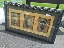 LARGE Framed wall art in Bolingbrook, Illinois