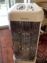 Space heater in Vacaville, California