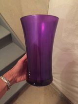 Reduced! Purple Vase in Naperville, Illinois