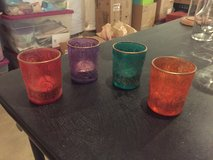 Reduced: Set of 4 Tealight/Votive Holders in Naperville, Illinois