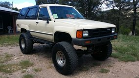 1984 4runner in Alamogordo, New Mexico