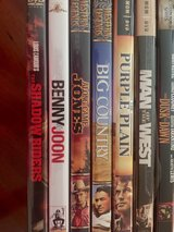 Various DVD's in Shorewood, Illinois